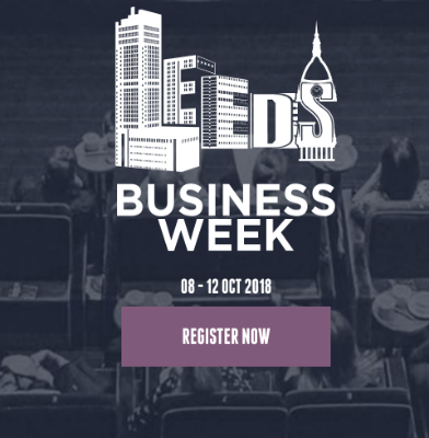 Leeds Business Week, How to grow a pipeline of ongoing new business