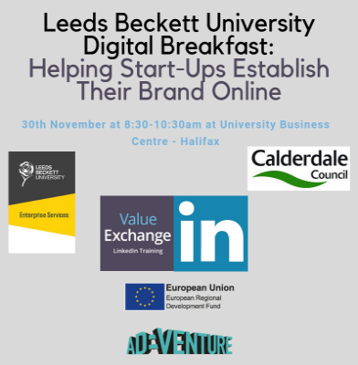 Leeds Beckett University Digital breakfast, Digital Shift