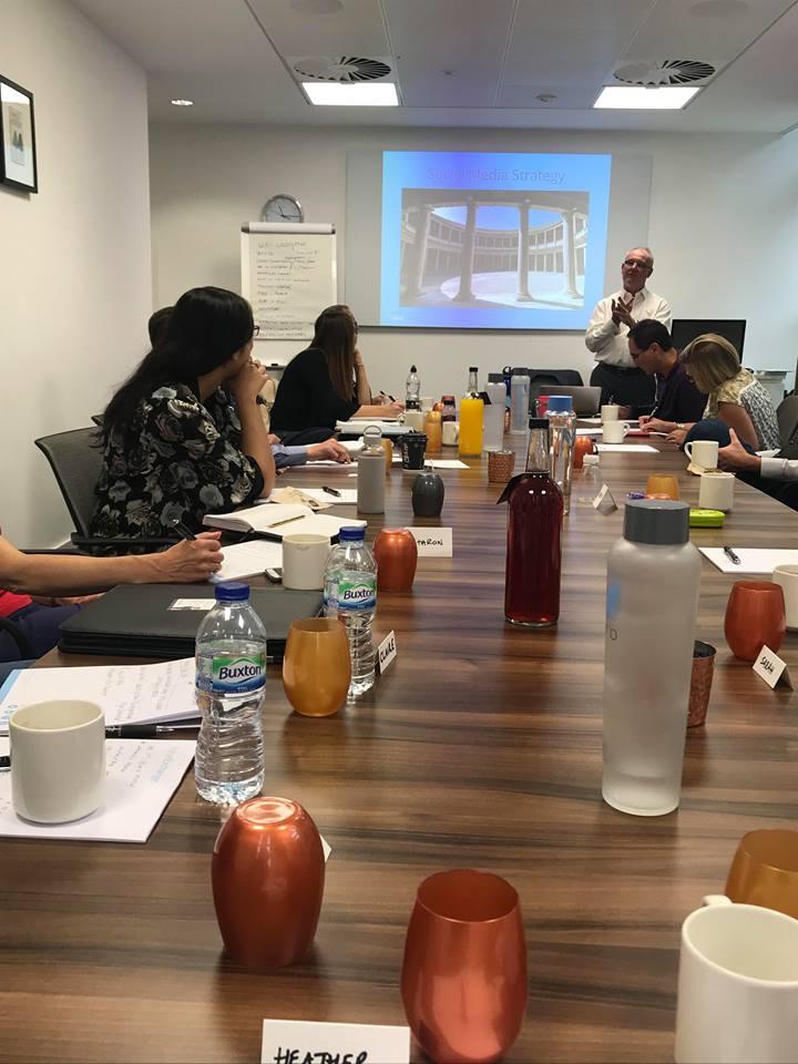 LinkedIn Workshop, Nigel Cliffe, LinkedIn Courses, Value Exchange