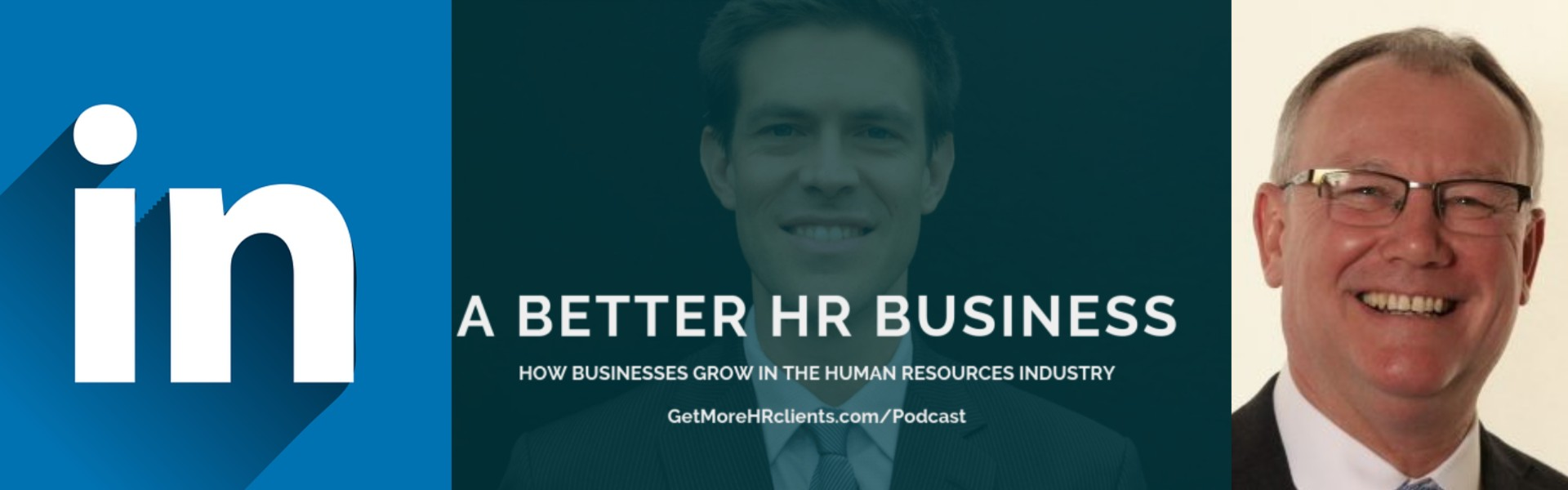 LinkedIn Best Practices, A Better HR Business podcast Nigel Cliffe interview