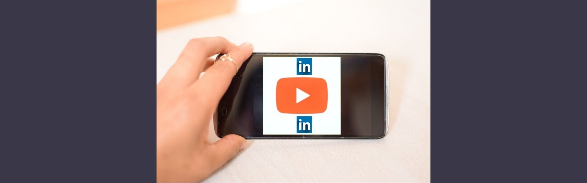 how to make a video for LinkedIn