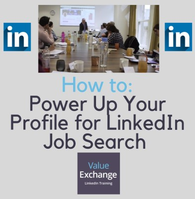 How to power up Profile for LinkedIn job search