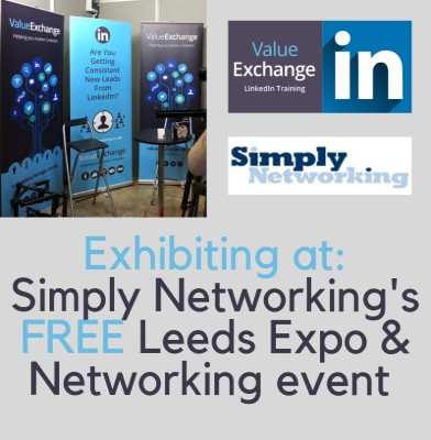 Simply Networking Leeds Expo and Networking event