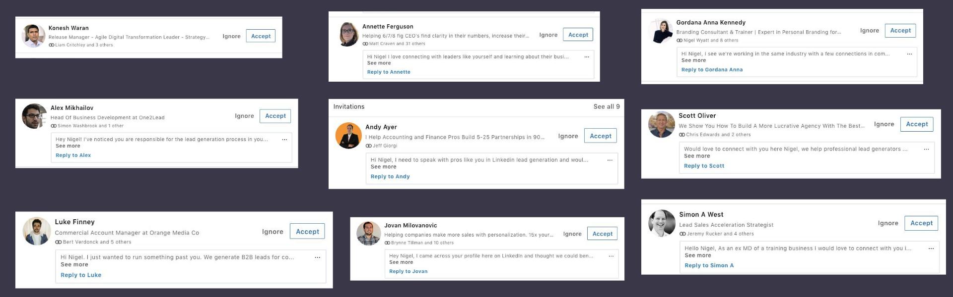 Auto LinkedIn Lead Generation