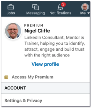 How to Access LinkedIn Industry Sector List