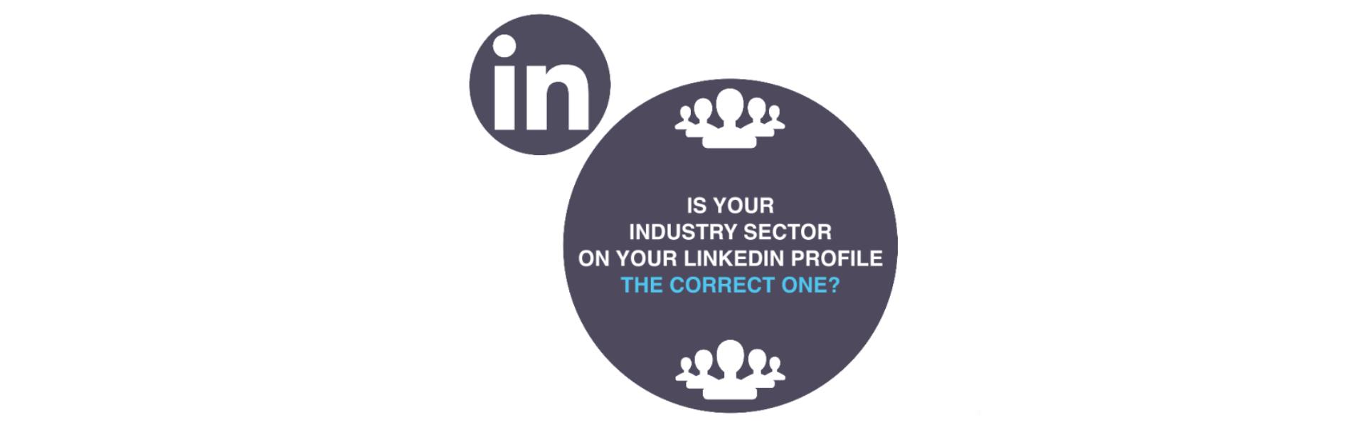 LinkedIn Industry Sector List Guide