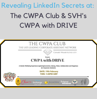Nigel Cliffe will be speaking at The CWPA with Drive